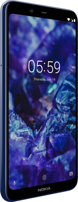 Nokia 5.1 Plus (Blue, 32 GB)