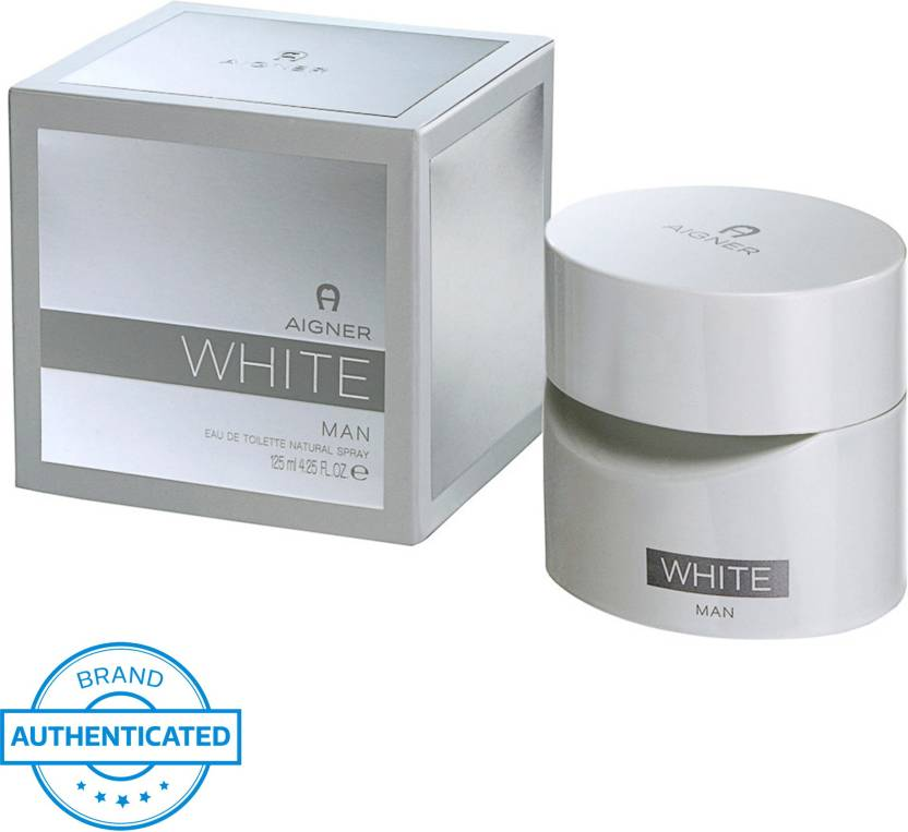 incredible prices buy sale pretty cool Aigner White EDT - 125 ml