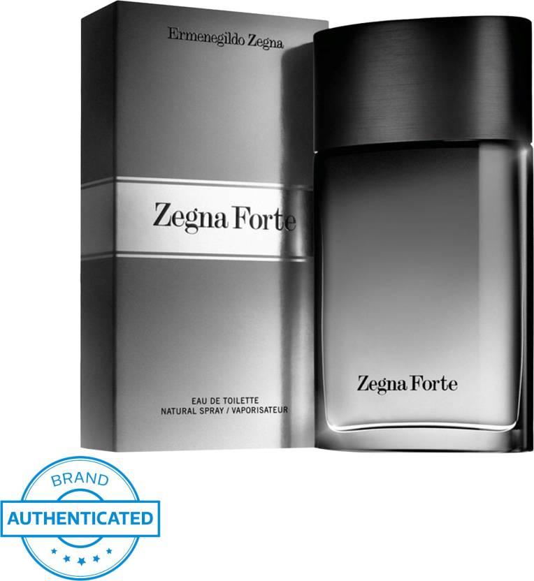 Buy Ermenegildo Zegna Forte Eau de Toilette - 100 ml Online In India ... 2bf0e58a781