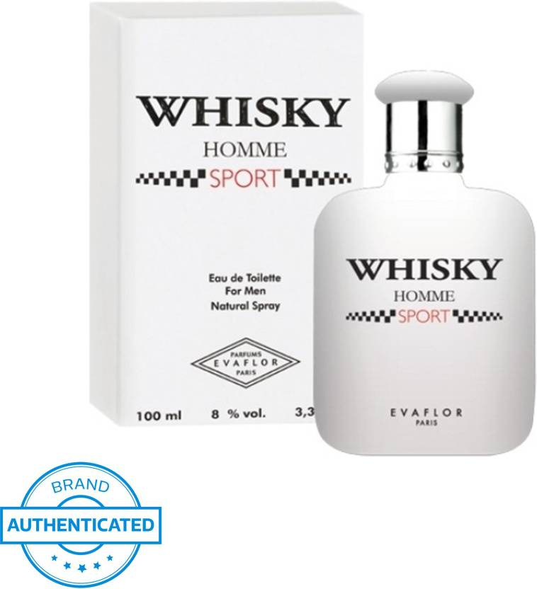 d1d5e3f5ddd8d Buy Evaflor Whisky Homme Sport EDT - 100 ml Online In India ...