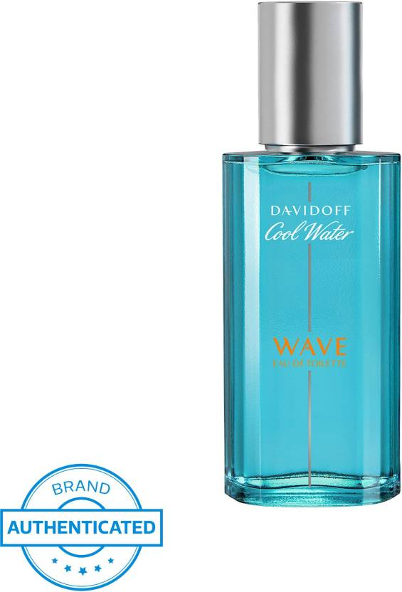 Buy Davidoff Cool Water Wave Eau De Toilette 40 Ml Online In India