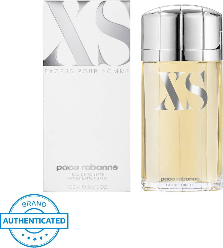 Buy Paco Rabanne Xs Edt 100 Ml Online In India Flipkartcom