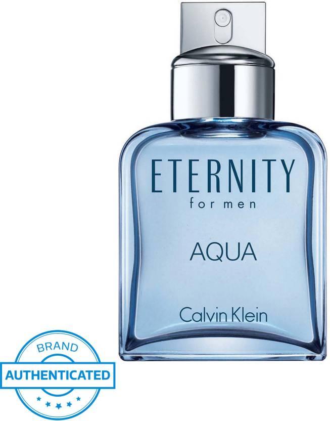 Buy Calvin Klein Eternity Aqua Men Eau De Toilette 100 Ml Online