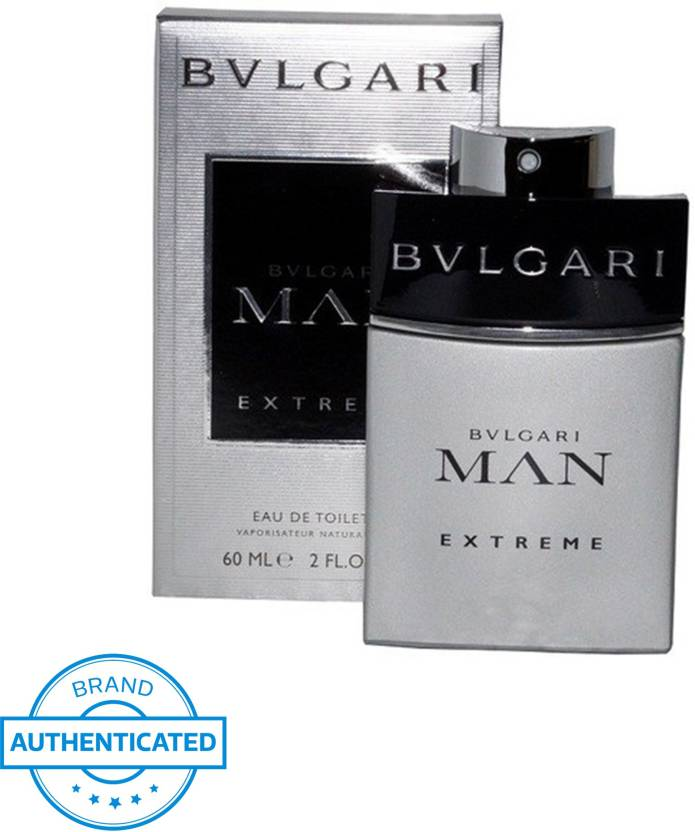 Buy Bvlgari Man Extreme Eau De Toilette 60 Ml Online In India