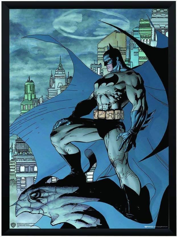 Batman | BATMAN: HUSH Minecraft Skin