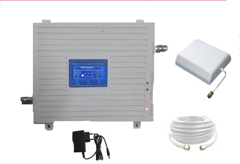 5ff5413fc51bdf SEONTEL Dual Band 2G+3G Mobile Signal Booster Full Kit For Office, Home,  Basement,industrial sheds, etc. Router Antenna Booster Price in India - Buy  SEONTEL ...