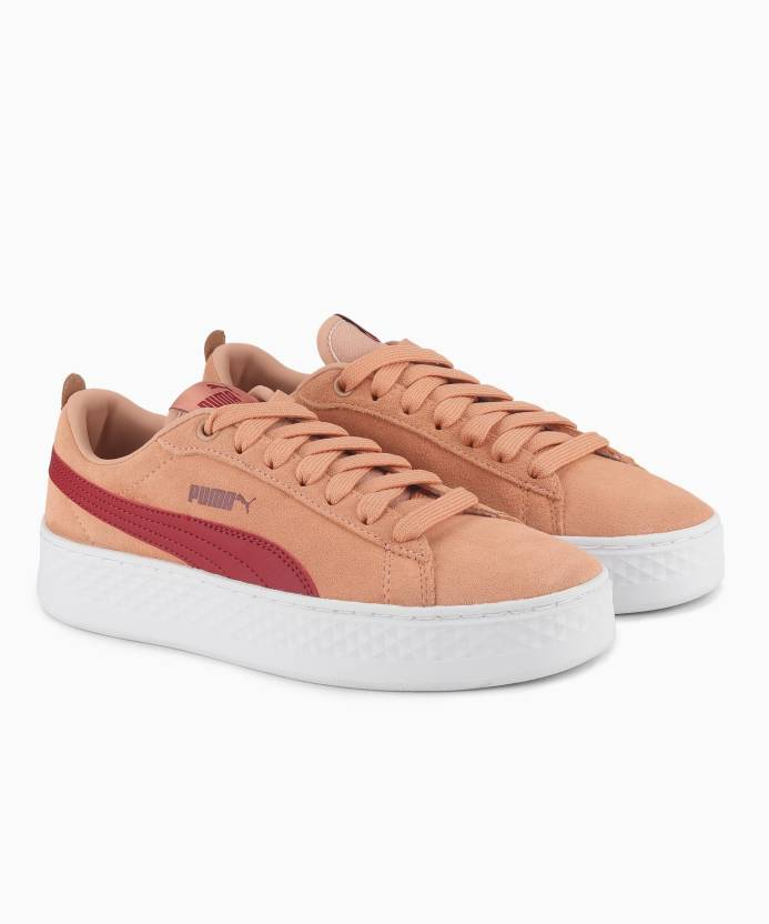 bc7118d6dce Puma Puma Smash Platform SD Sneakers For Women - Buy Dusty Coral ...