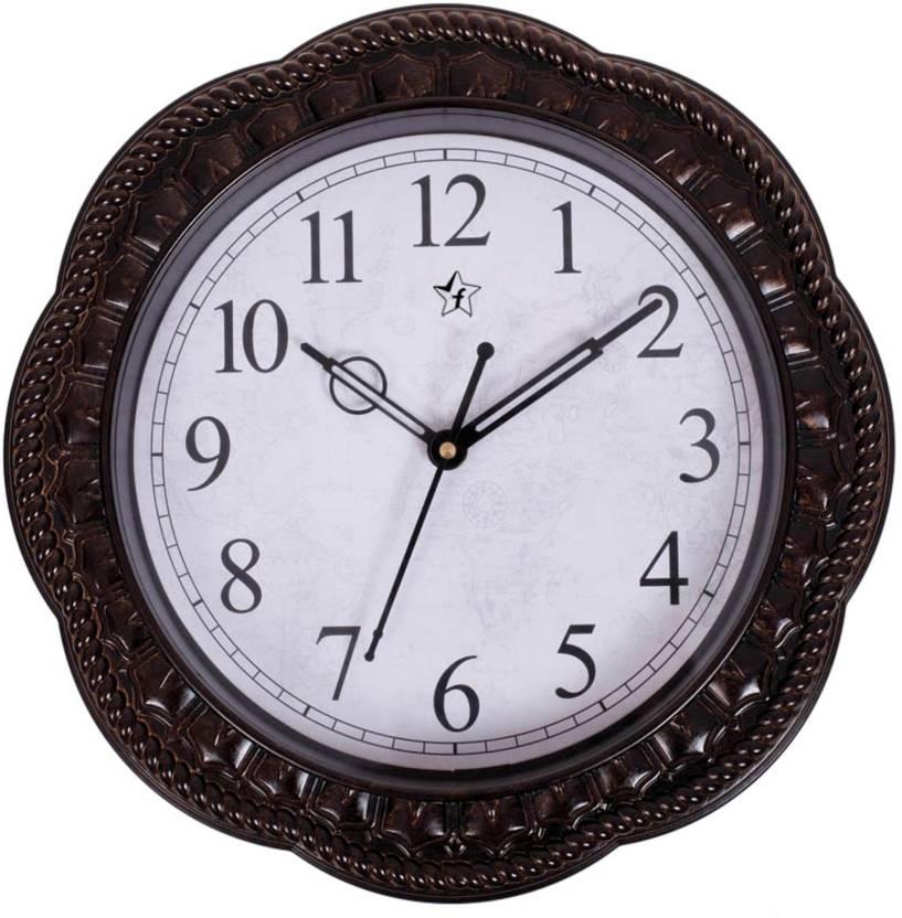 1925bc1ee58 Flipkart SmartBuy 28 cm Analog Wall Clock Price in India - Buy ...