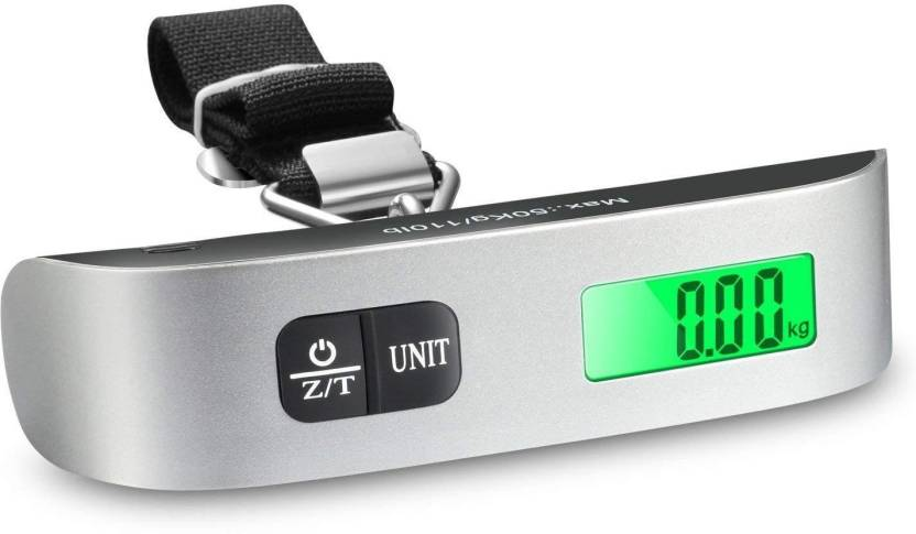 8461e519e1a3 CASON 10g/50 Kg Luggage Scale Digital Portable Travel Weight Checker with  Temp Hanging Weight Scale with Belt Weighing Machine for luggage bag ...