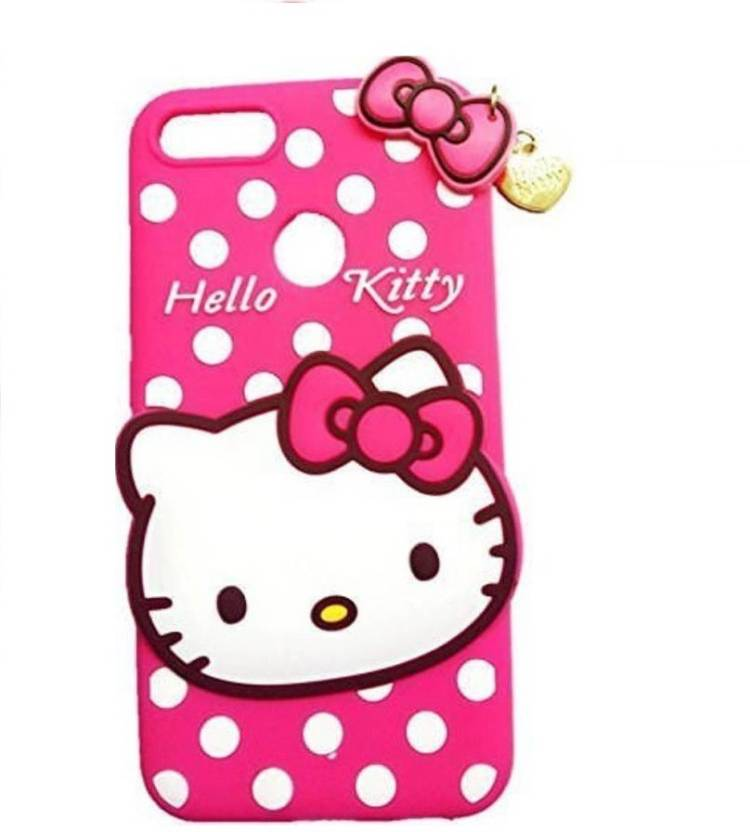 huge discount ea97f e3ff2 COVERNEW Back Cover for Oppo Realme 2 Hello Kitty