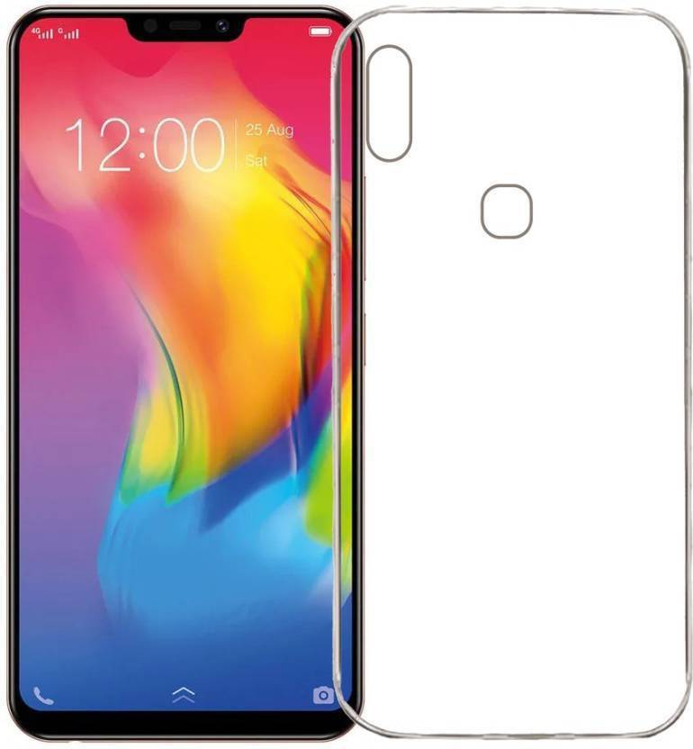 Uno Covers Back Cover for Vivo Y83 Pro