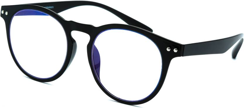 6f5a9de56a13 specsmakers Full Rim Round Frame Price in India - Buy specsmakers ...
