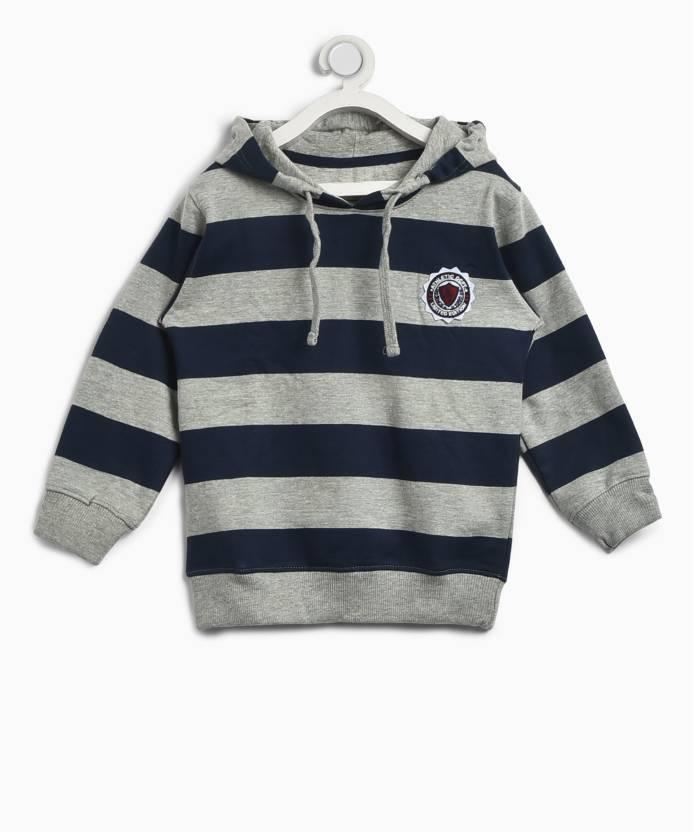 a2a0dc11a Gini   Jony Full Sleeve Striped Baby Boys Sweatshirt - Buy Gini ...