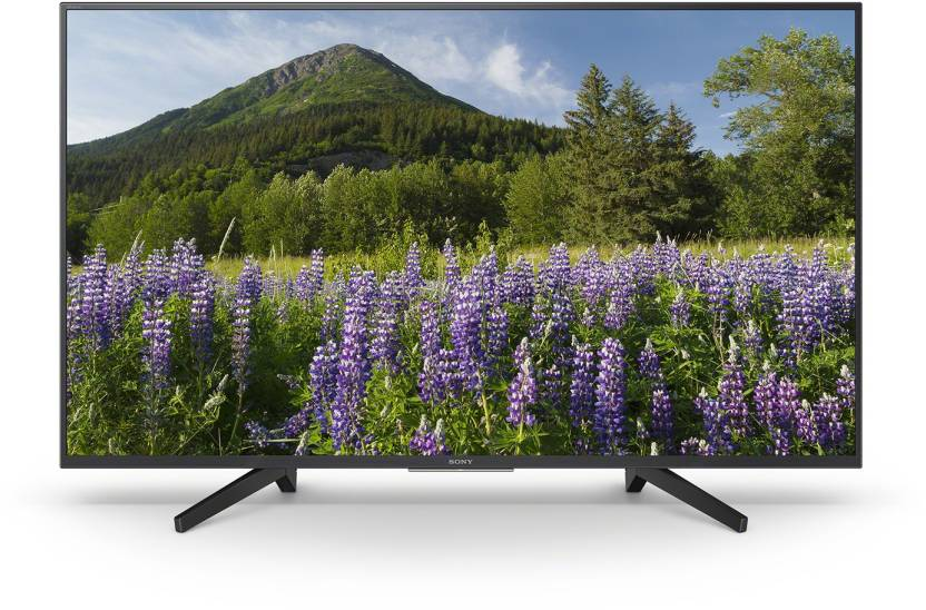 Sony X7002F 108cm  43 inch  Ultra HD  4K  LED Smart TV KD 43X7002F  Sony Televisions