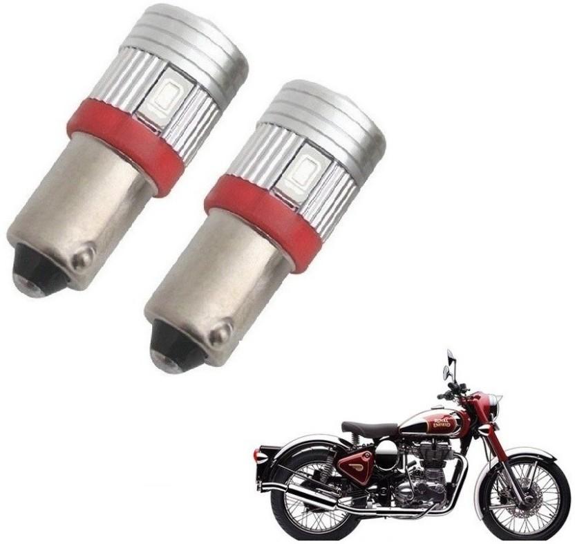 Royal Enfield led Parking light 3 bulb upgrade kit BULLET 500 350