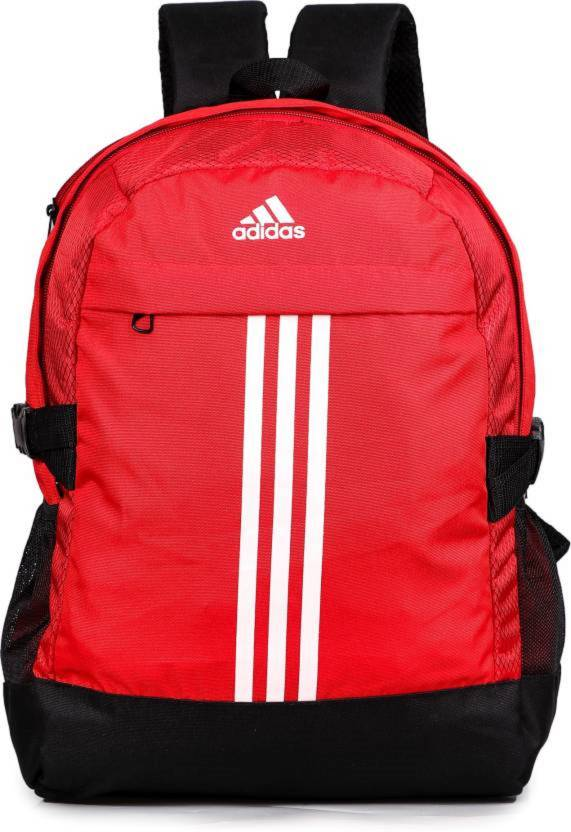9c1ac9a12500 ADIDAS REDLINE 23 Trolley Backpack RED - Price in India