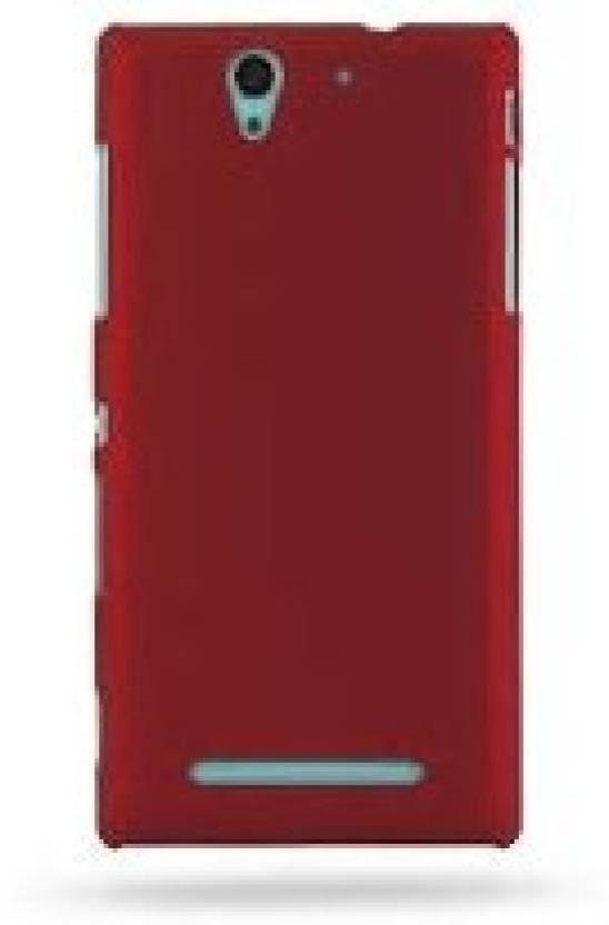 newest 32ddd 130f9 Plus Shine Back Cover for Sony Xperia C3 - Plus Shine : Flipkart.com