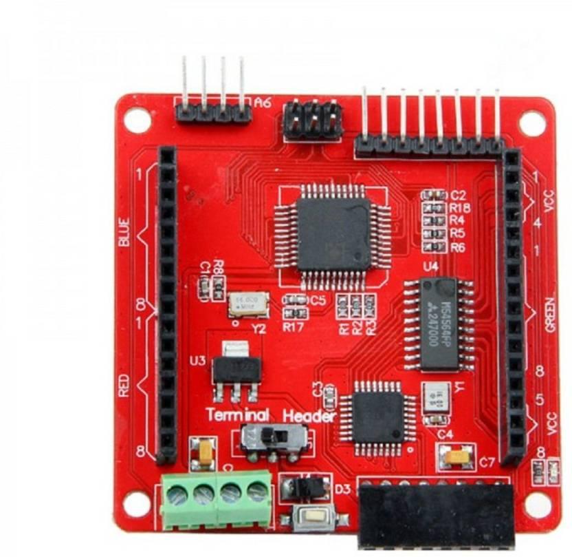 SunRobotics Full-color RGB LED Dot Matrix Display Driver
