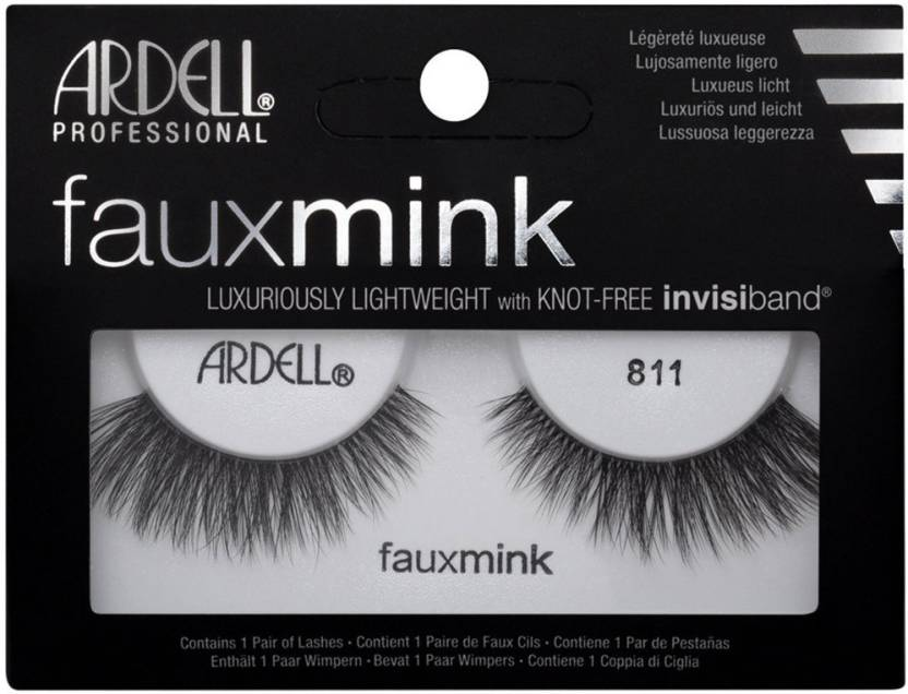 49c60338e0e Ardell Faux Mink Lash 811 - Price in India, Buy Ardell Faux Mink ...