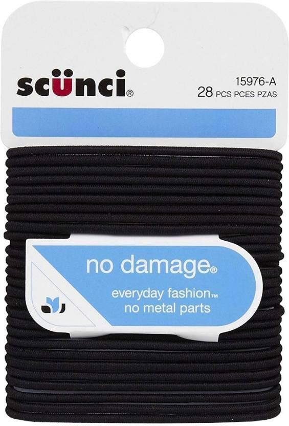 Scunci No Damage Elastic Hair Bands 3c879b3074e