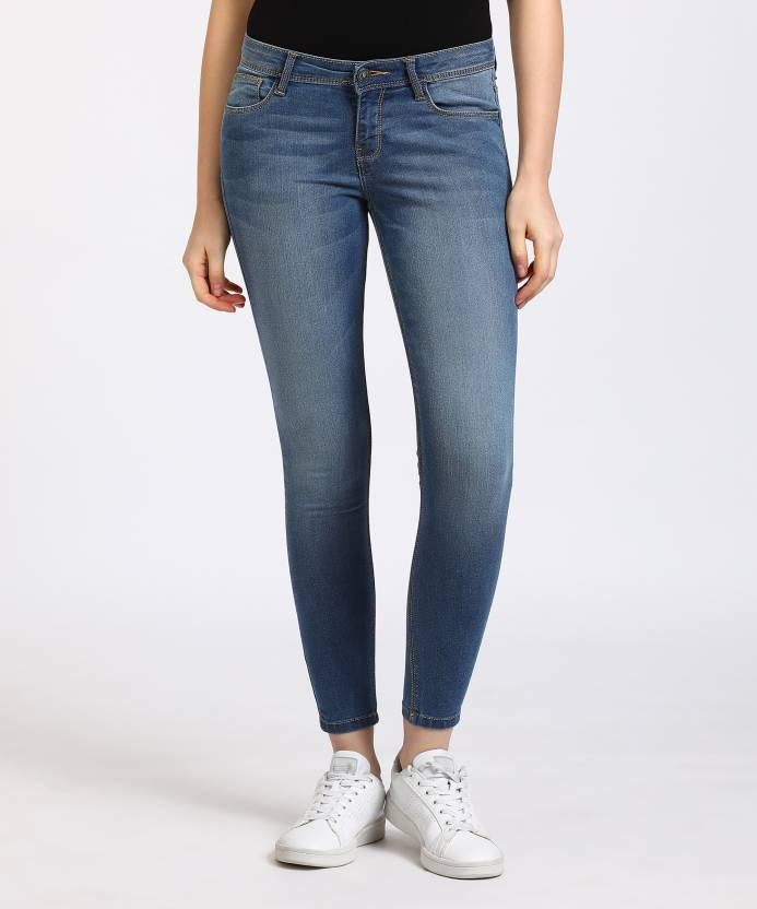 c31c285a819 Jealous 21 Super Skinny Women's Blue Jeans - Buy Jealous 21 Super Skinny  Women's Blue Jeans Online at Best Prices in India | Flipkart.com