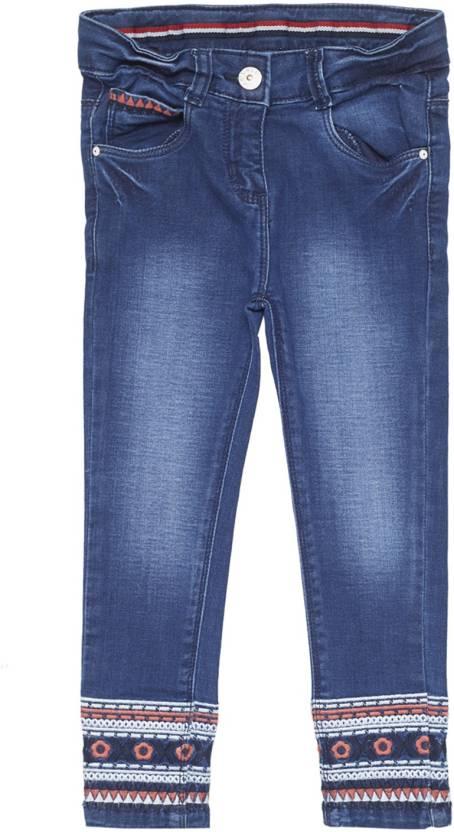 604458045b Tales   Stories Slim Girls Dark Blue Jeans - Buy Tales   Stories Slim Girls  Dark Blue Jeans Online at Best Prices in India