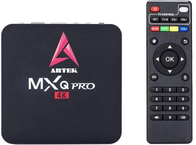 Artek MXQ Pro 4k MXQ Pro - Android 7, S905W, Amlogic Quad