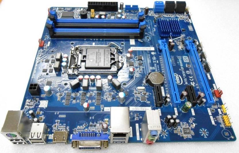 Intel DZ75ML-45K USB 3 0 - HDMI/DVI Port - Support Upto 32GB Ram Motherboard