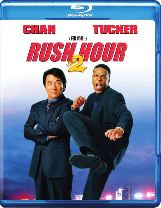 Rush Hour 2 Blu Ray Region A Price In India Buy Rush Hour 2 Blu