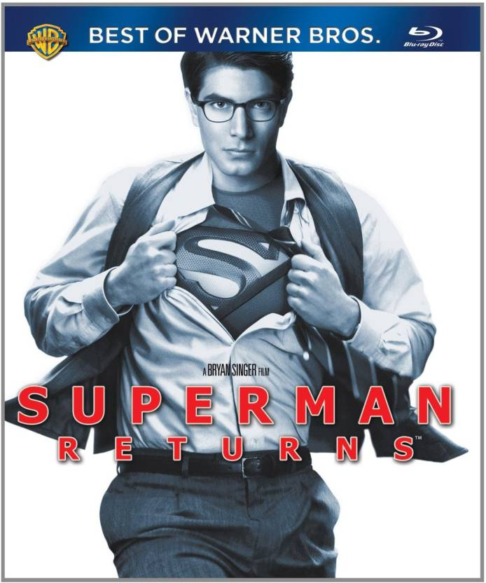 Superman Returns Blu-ray region free Price in India - Buy