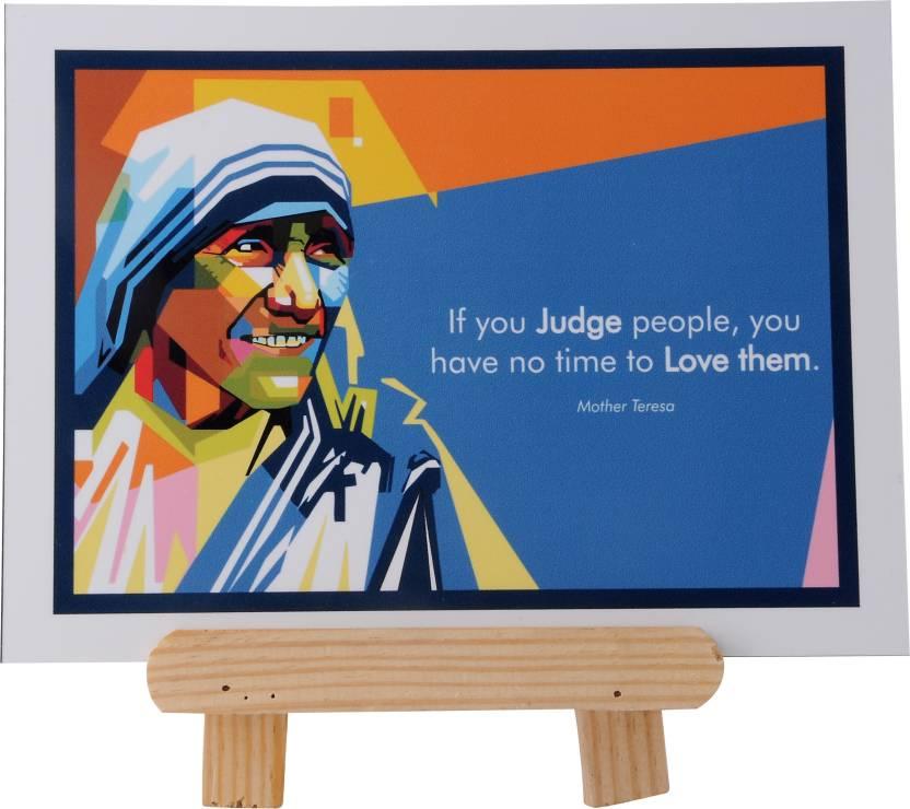 Motivational Quotes Big Wallpaper Art Desktop Easels