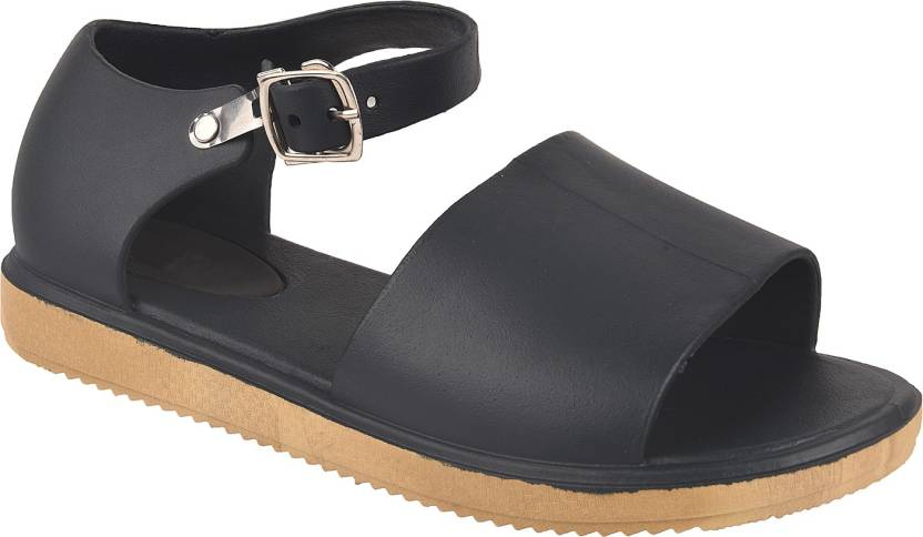 85fb97a42fd Visteria Women Black Flats - Buy Visteria Women Black Flats Online at Best  Price - Shop Online for Footwears in India