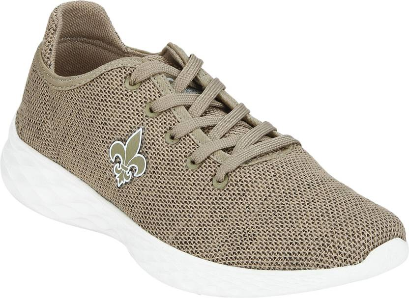 4b4b51196 Bond Street By Red Tape Athleisure Range Sports Walking Shoes For Men  (Beige)