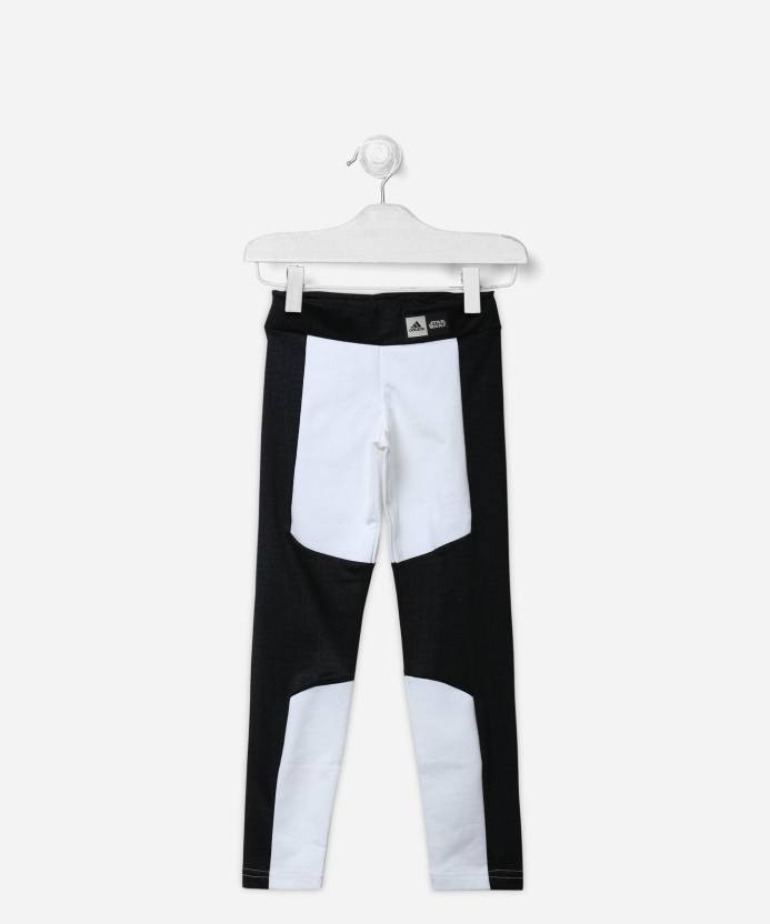 e7f8b19275cce ADIDAS Solid Girls Black Tights - Buy White ADIDAS Solid Girls Black Tights  Online at Best Prices in India | Flipkart.com