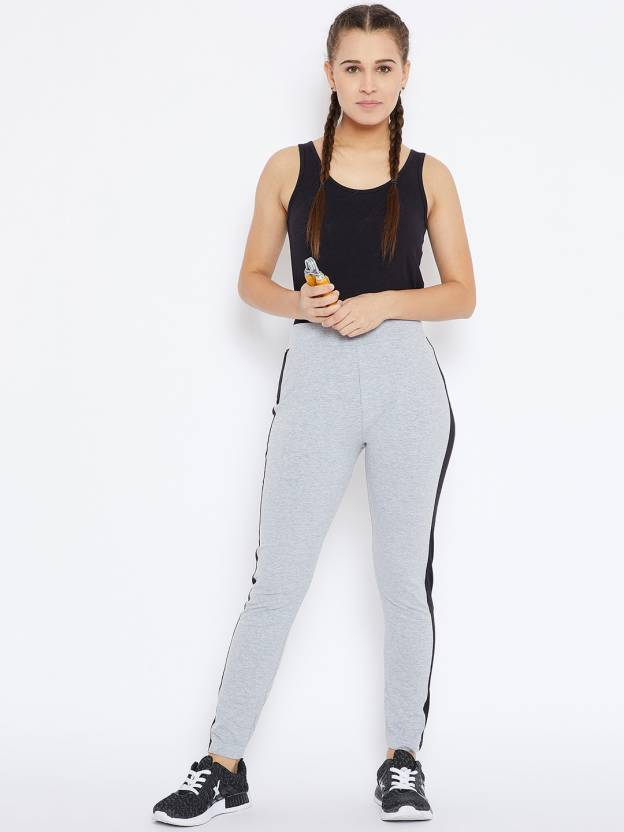 33ce8654d0c C9 Colorblock Women Grey Track Pants - Buy C9 Colorblock Women Grey Track  Pants Online at Best Prices in India | Flipkart.com