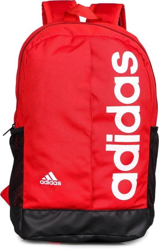 7071c79025d8 ADIDAS REDLINE 18 Backpack RED - Price in India