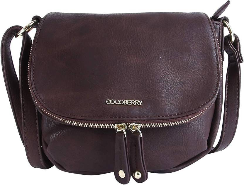 173de38b69 Cocoberry Multipurpose Premium Quality PU Leather Everyday Useful Travel Bag