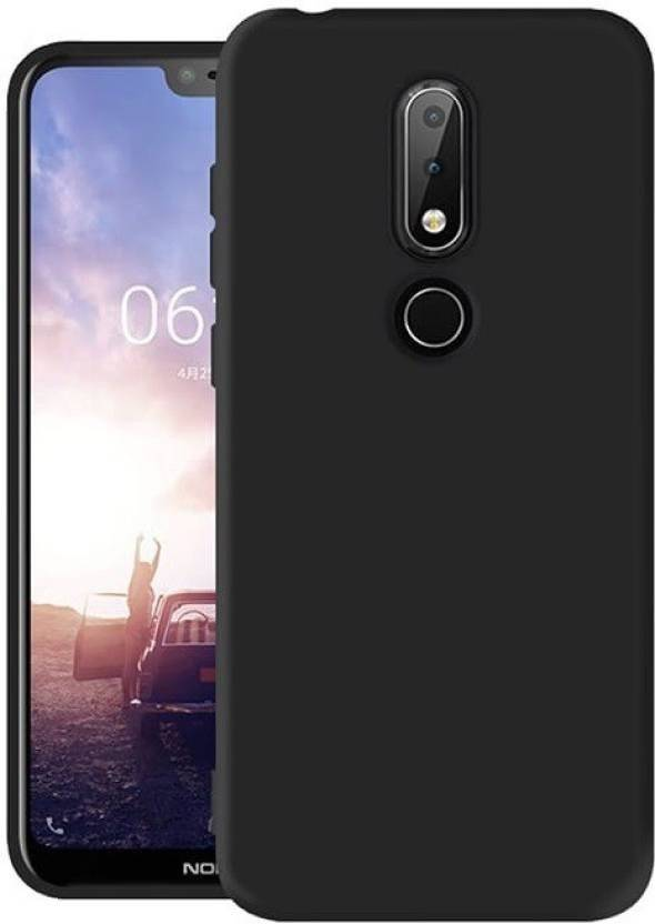new styles 85605 5dbf4 LOFAD CASE Back Cover for Nokia 6.1 Plus