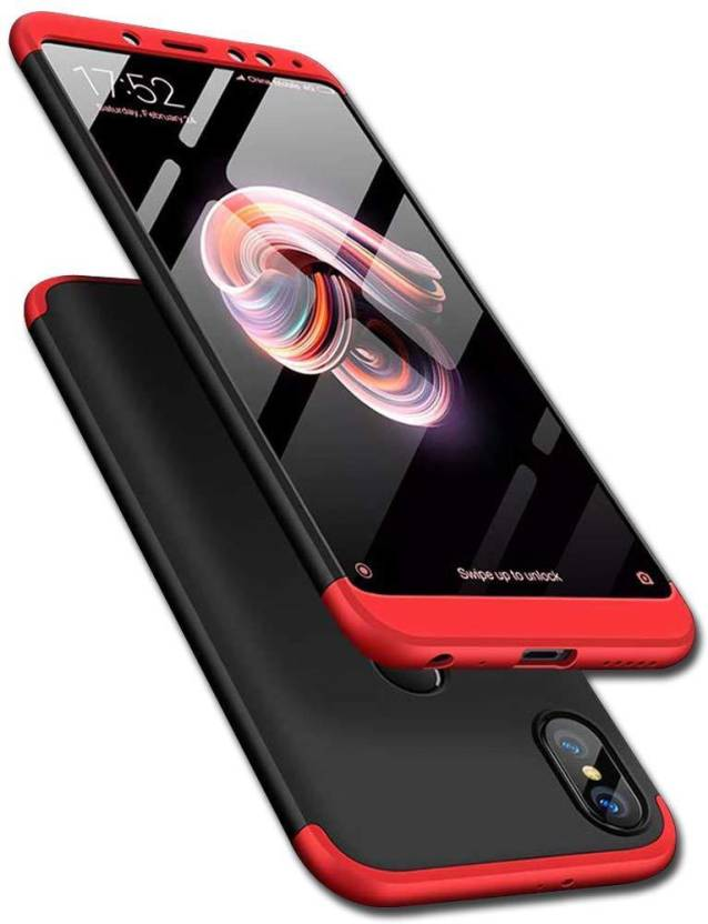 info for 0dc59 8be74 BACKLUND Back Cover for Redmi Note 5 PRO 360 Degree Protection