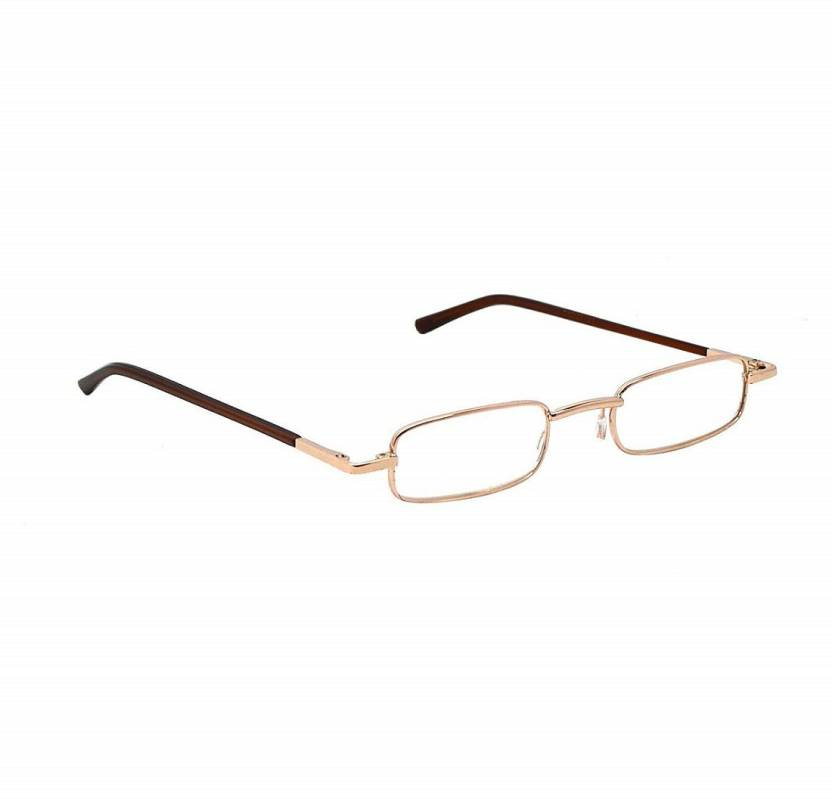31c9c794cf11 SHAAD Half Rim (+1.50) Rectangle Reading Glasses Price in India ...