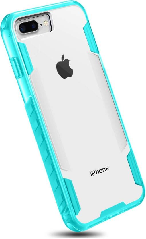 Egotude Bumper Case for Apple iPhone 7 Plus, Apple iPhone 8 Plus Mint Green