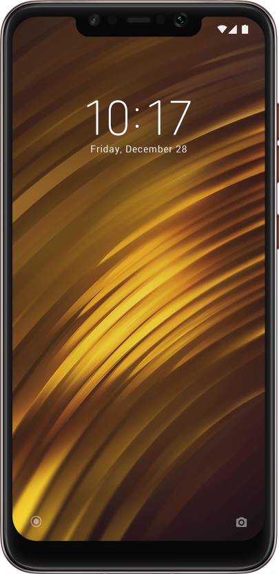 POCO F1 by Xiaomi (Graphite Black, 64 GB)