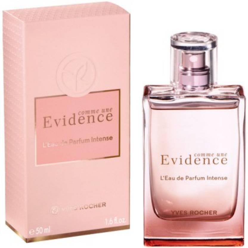 Buy Yves Rocher Comme Une Evidence Intense Eau De Parfum 50 Ml