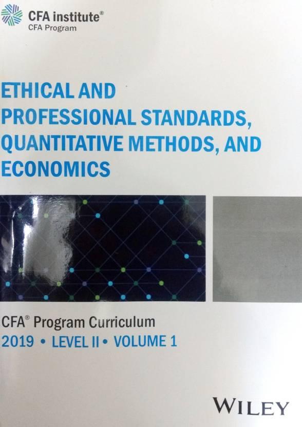 2019 CFA Program Level II Curriculum (Volume 1 - 6 Set): Buy