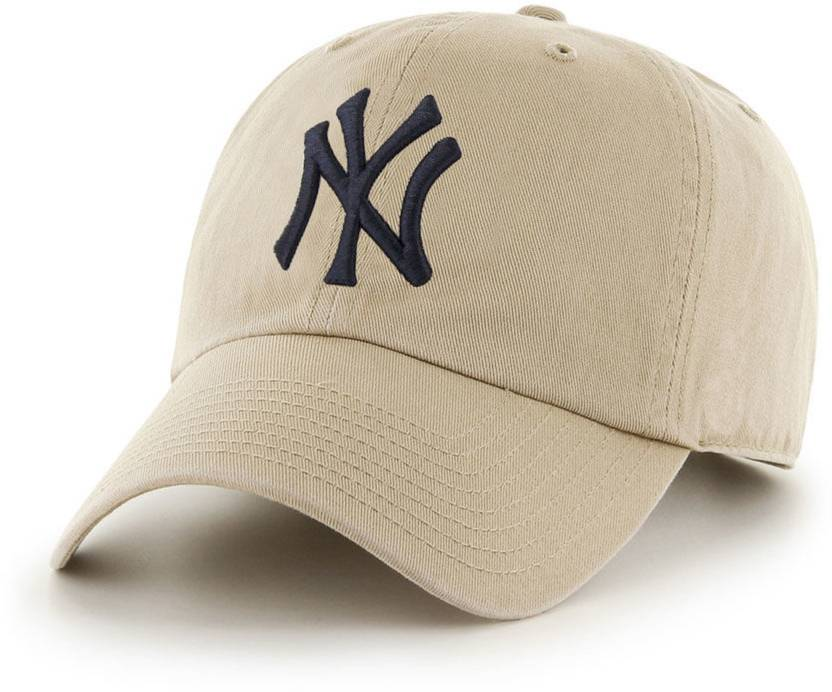 Friendskart Solid Solid Stylish Looks Beige Ny Baseball Cap Cap Cap ... 0a7283e9717