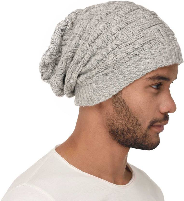 VR Designers Woolen Beanie Cap - Buy VR Designers Woolen Beanie Cap Online  at Best Prices in India  b0ddacd4d99