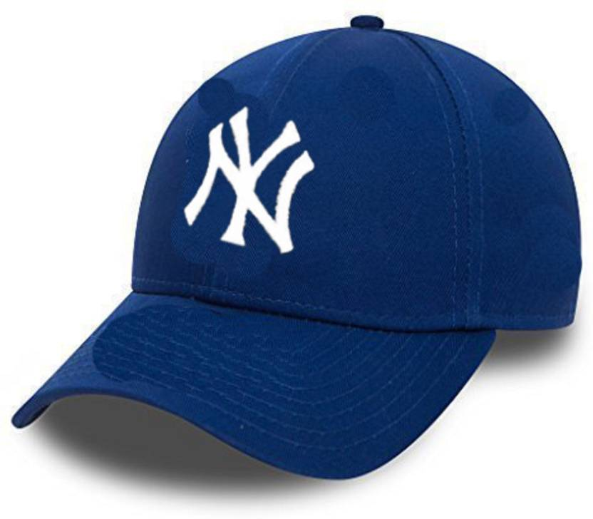 Friendskart Solid Solid Stylish Looks Blue Ny Baseball Cap Cap Cap - Buy  Friendskart Solid Solid Stylish Looks Blue Ny Baseball Cap Cap Cap Online  at Best ... bcd7f60694a