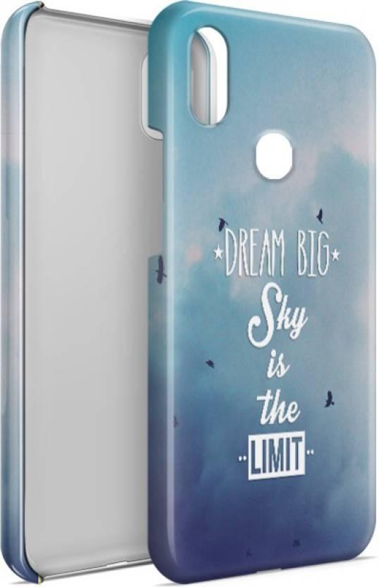 DreamCreation Back Cover for Huawei Nova 3e - DreamCreation