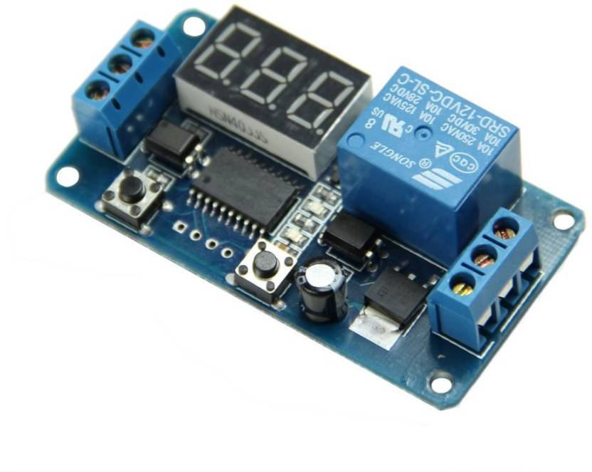 xcluma 12V DIGITAL LED HOME AUTOMATION DELAY TIMER CONTROL