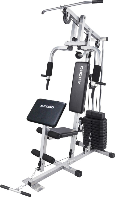 Kobo multi home gym with preacher curl multipurpose fitness bench